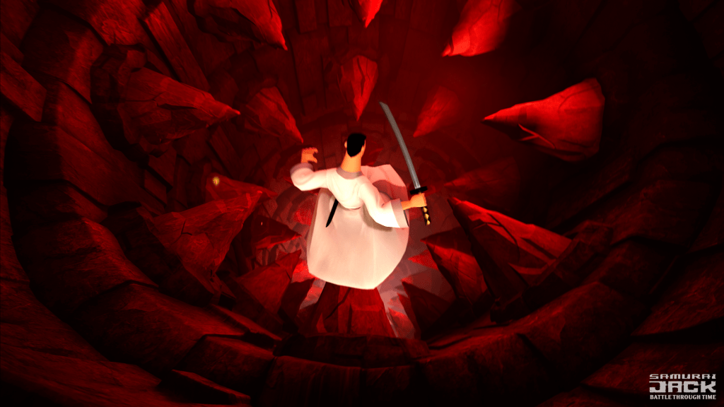 samurai jack, battle through time,