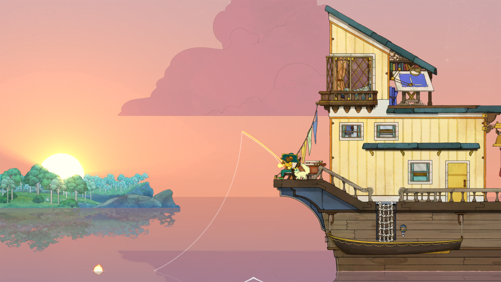 Spiritfarer screenshot