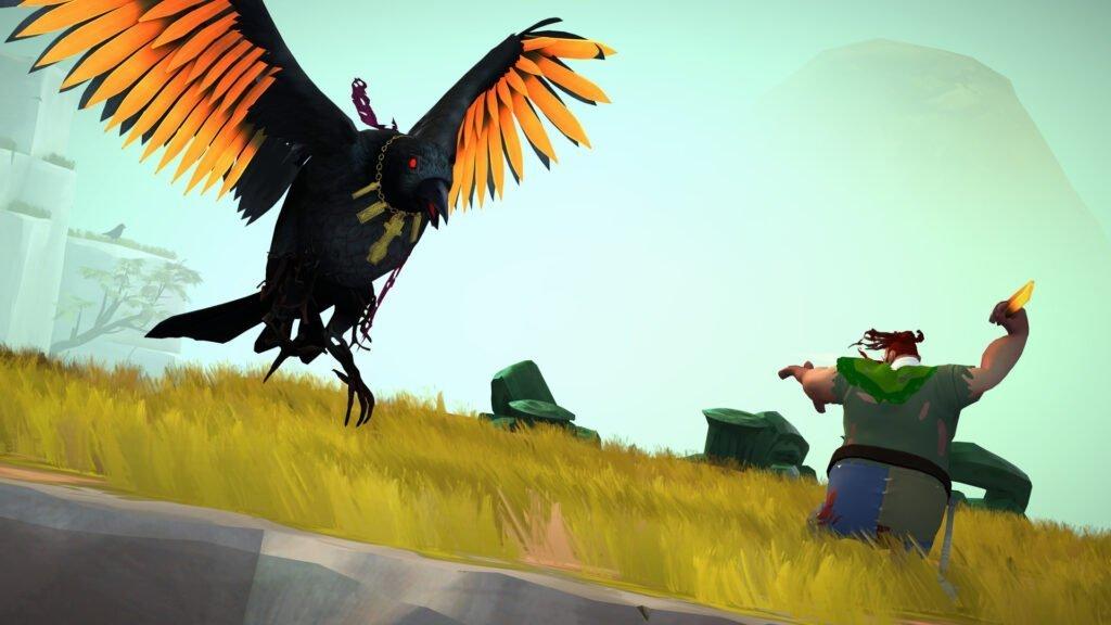 Gods Will Fall: Crow boss