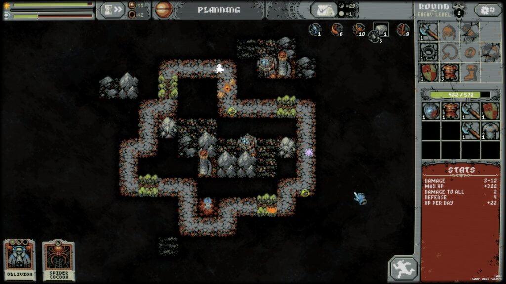 Loop Hero: Gameplay