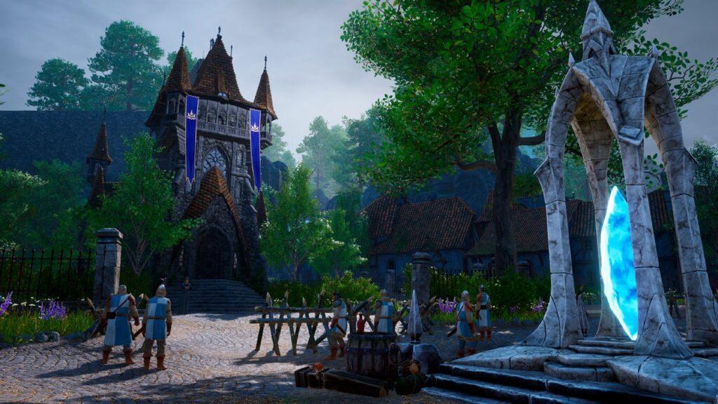 King's Bounty II: Town